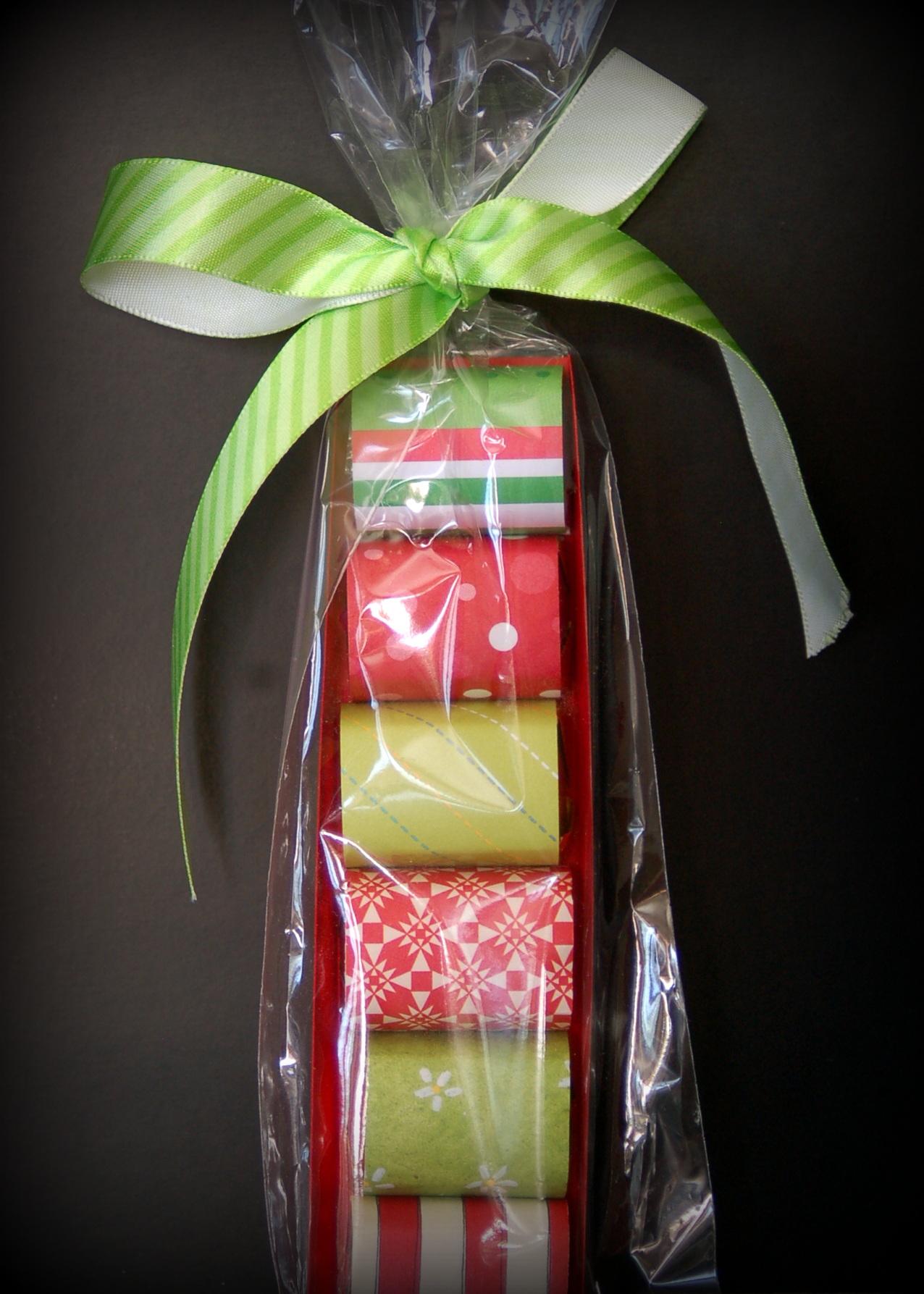 a cute little thank you gift pink polka dot creations