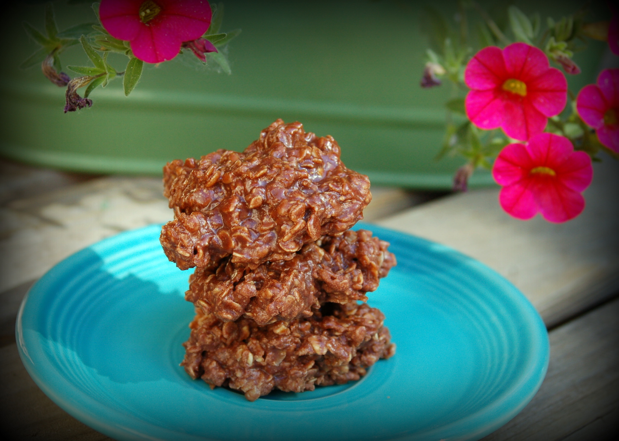 Nutella No Bake Cookies - Pink Polka Dot Creations