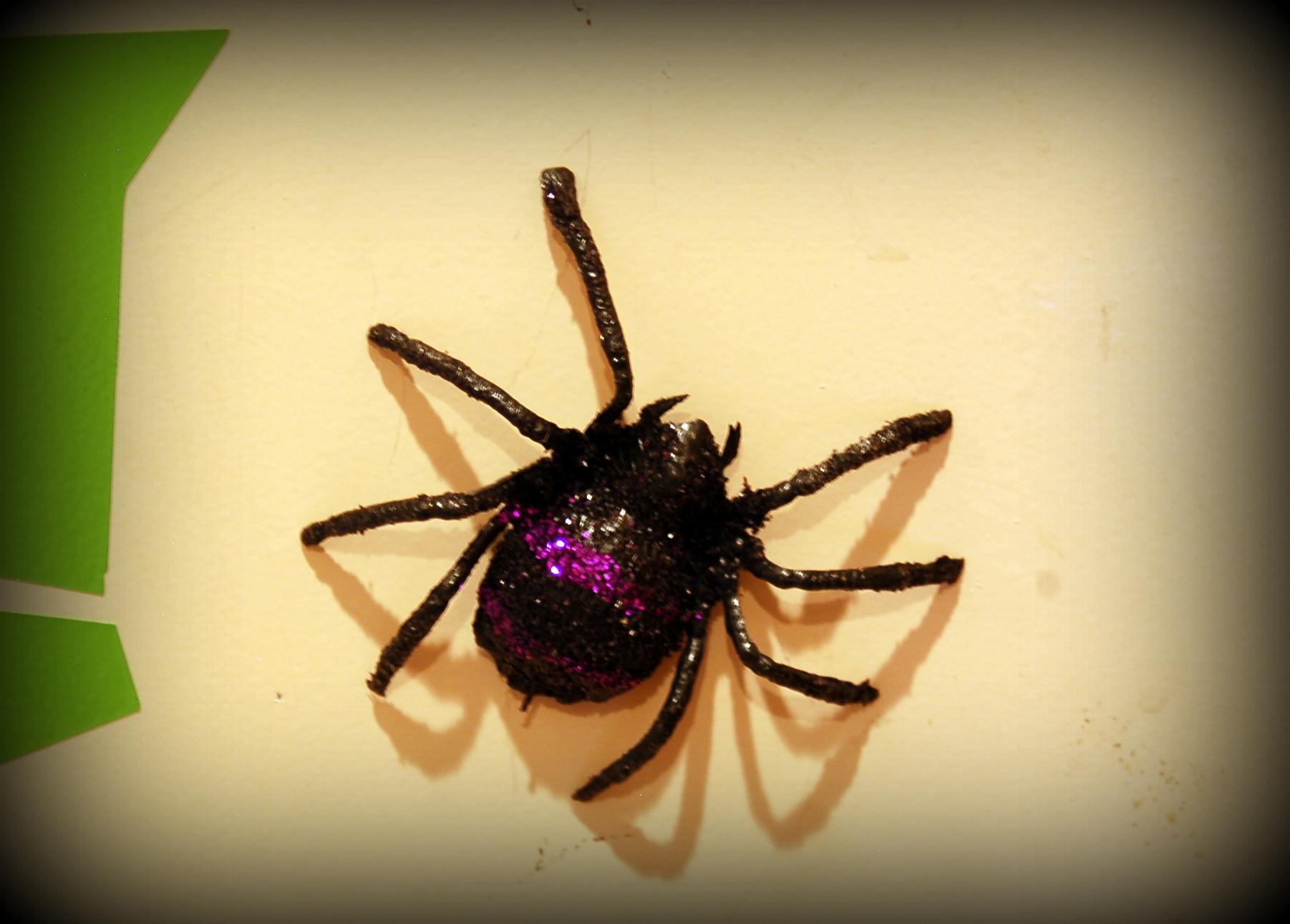 Spider Web Door Pink Polka Dot Creations