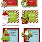 Neighbor Gift Tags
