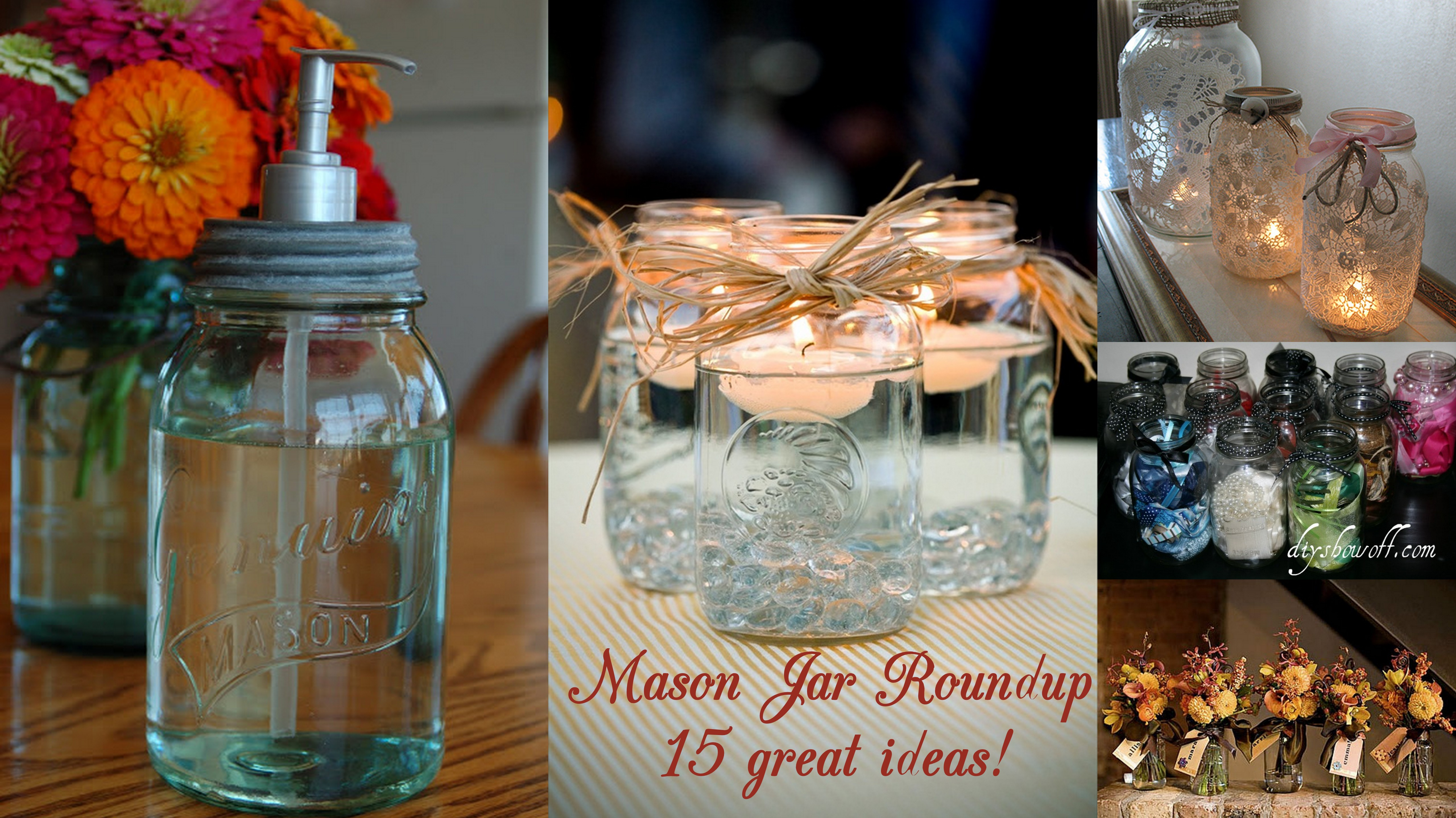 Candy Jars With Mason Archives Pink Polka Dot Creations