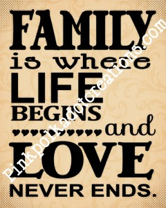 Family is where-copy