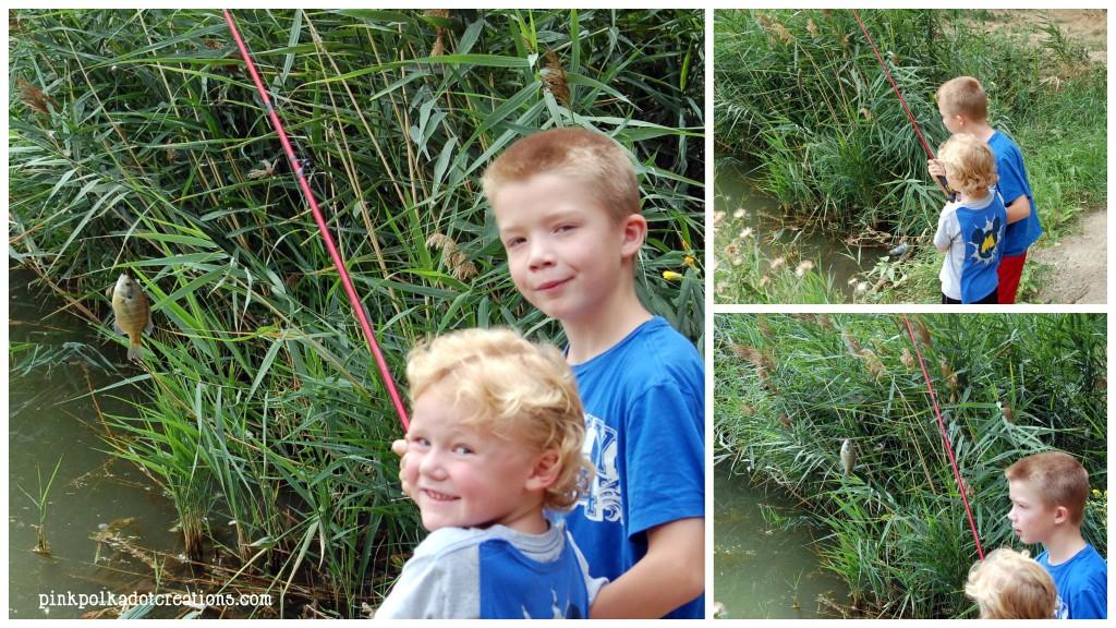 Fishing Aug