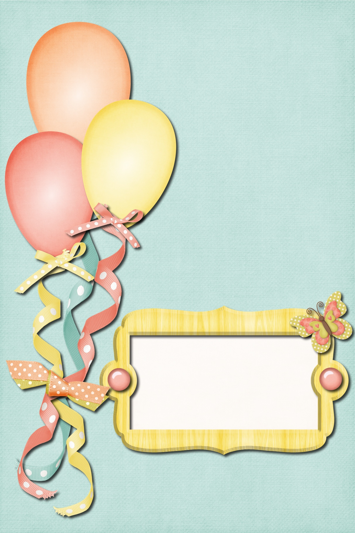 blank birthday invitation archives pink polka dot creations