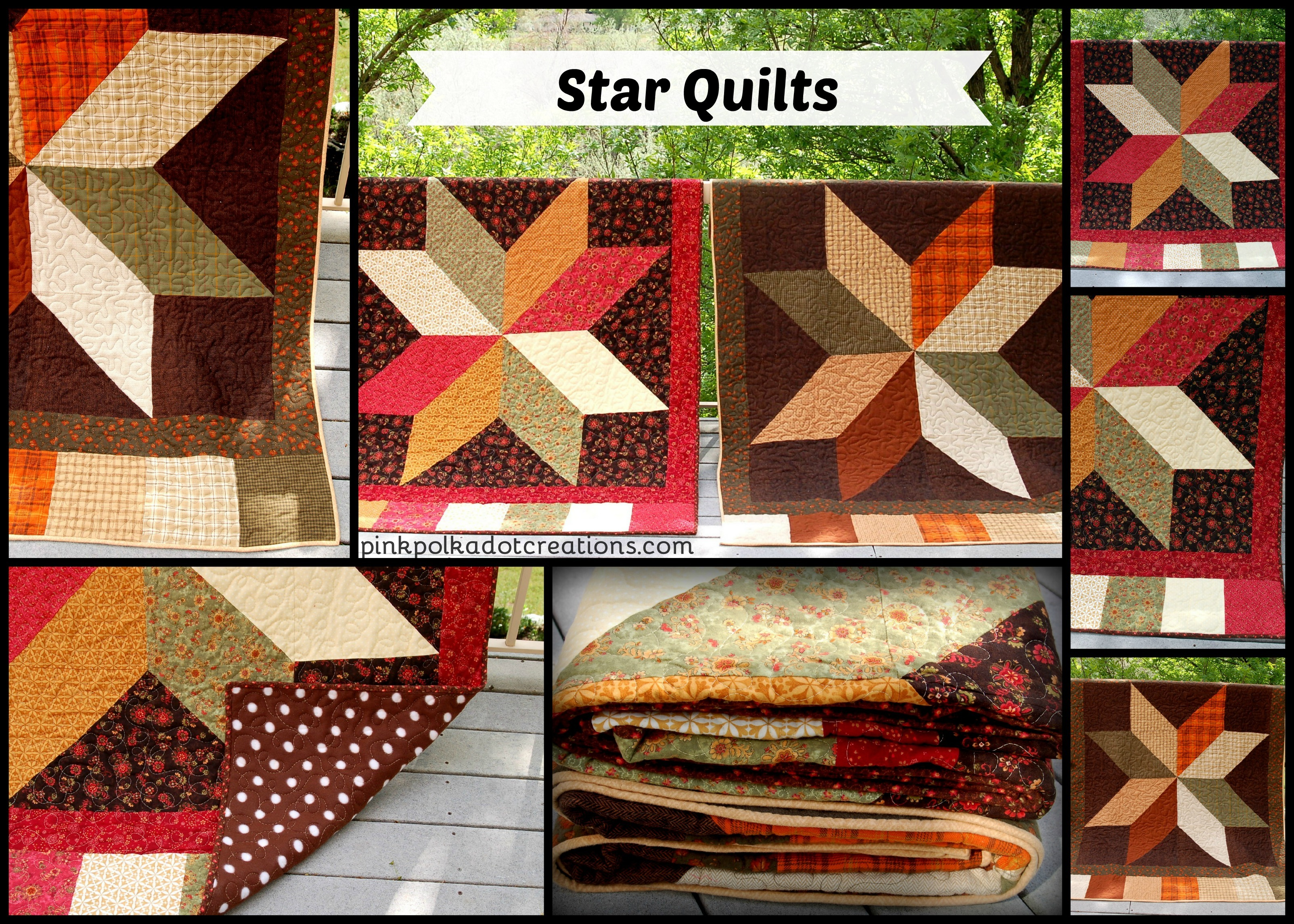 Star quilts title