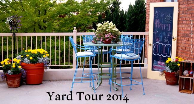 Yard Tour