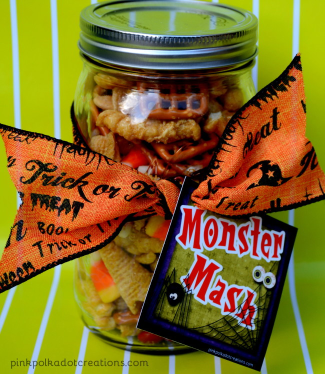 monster mash jar