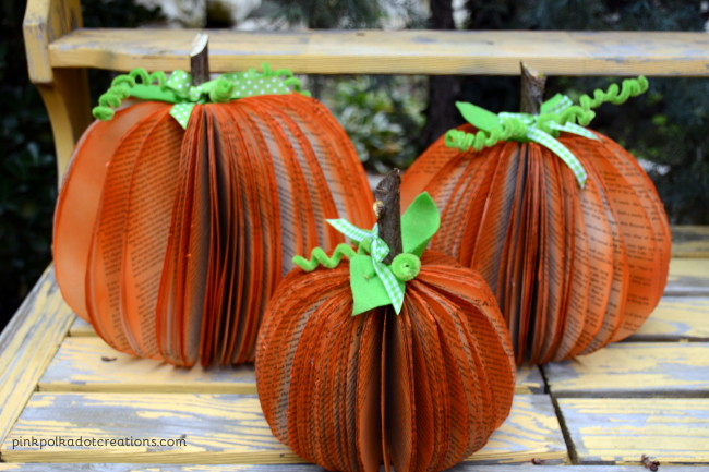 paperback pumpkins