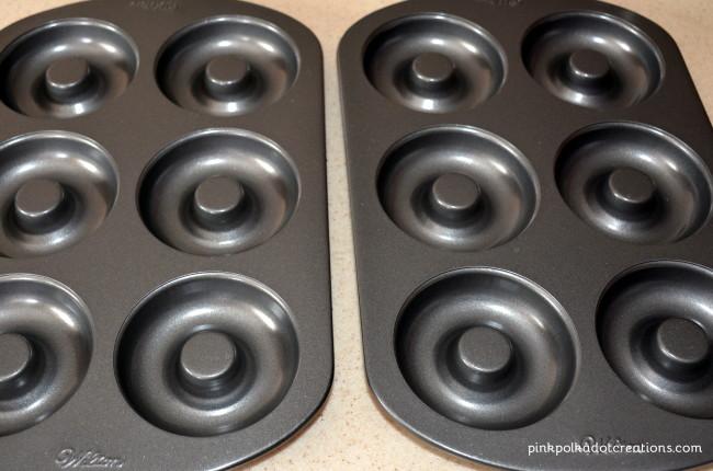 doughnut pans