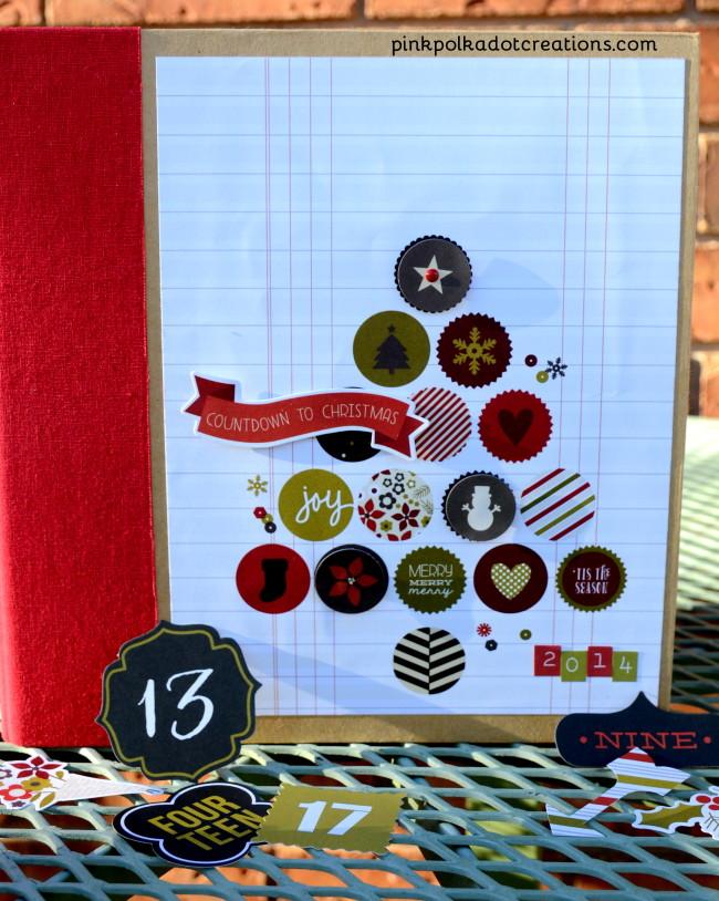 Christmas Journal/scrapbook