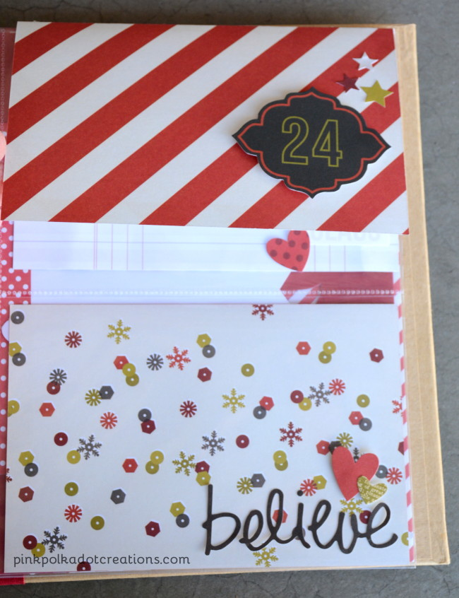 Christmas Scrapbook/journal