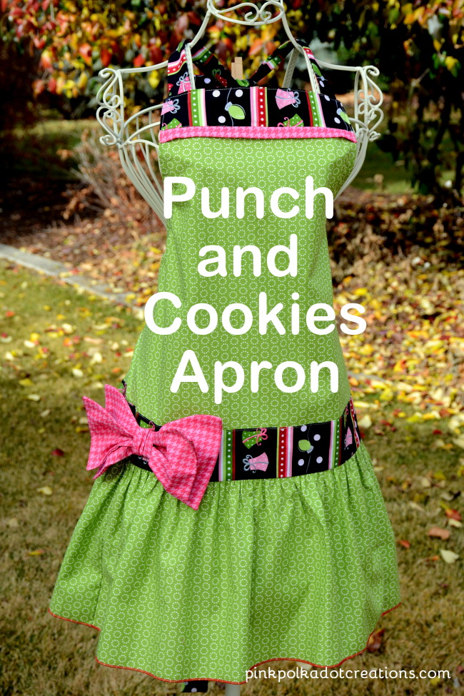 punch and coolies apron