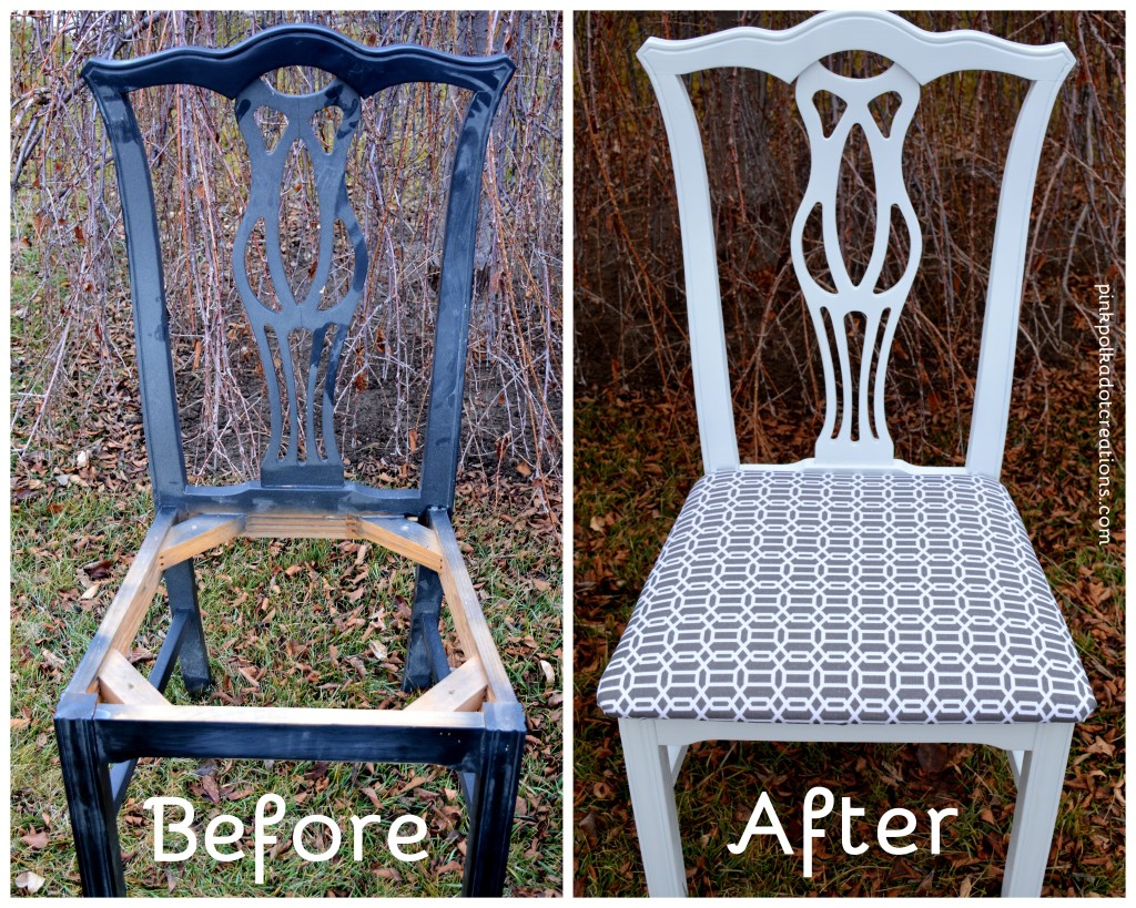 chair makeove