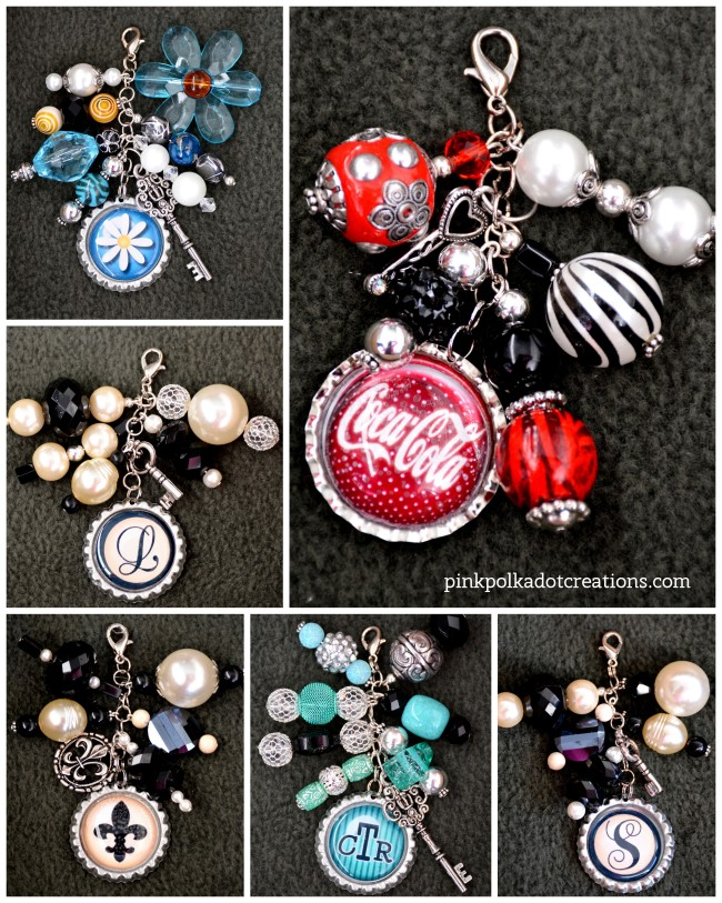 Beaded Bottlecap charms-001