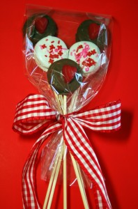 Oreo Cookie Bouquet