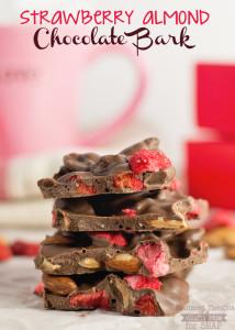 Strawberry-Almond-Chocolate