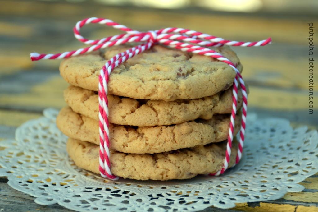 cinnamon chip oatmeal cookies