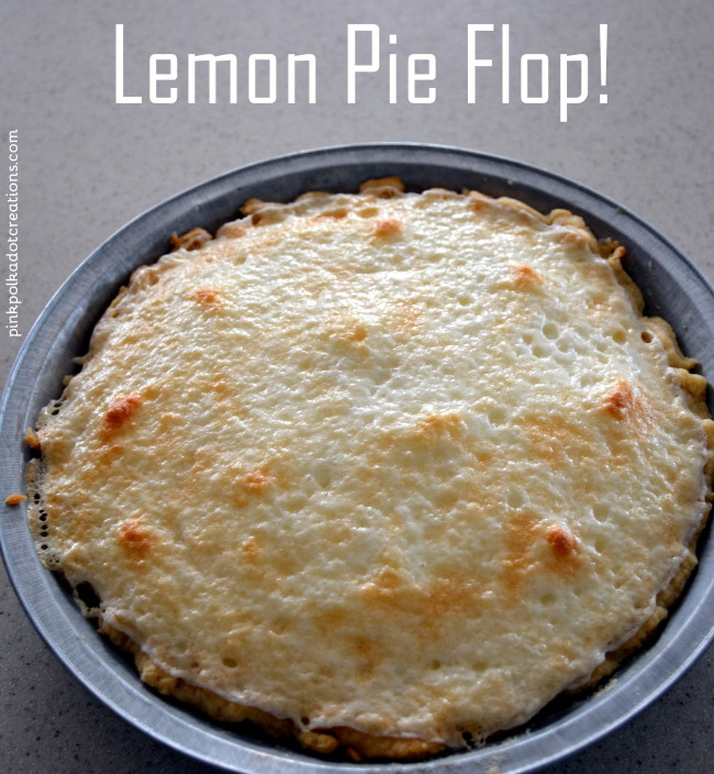 lemon pie flop