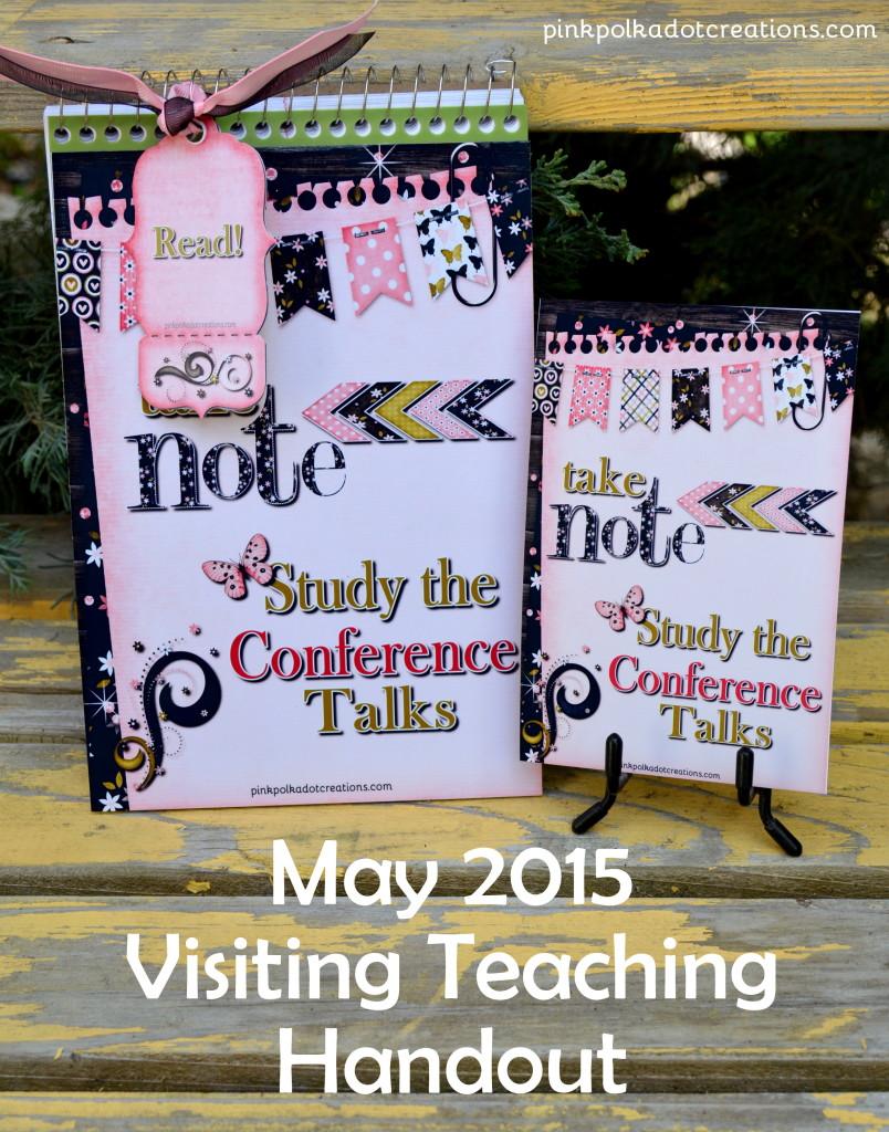 May 2015 VT handout