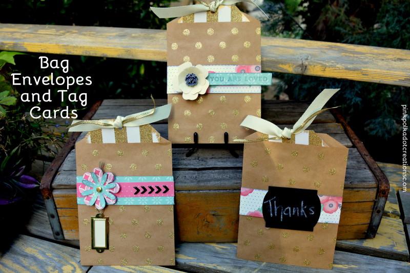 bag envelopes and cards