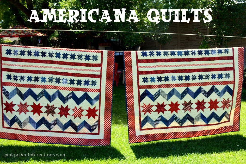 Americana quilts