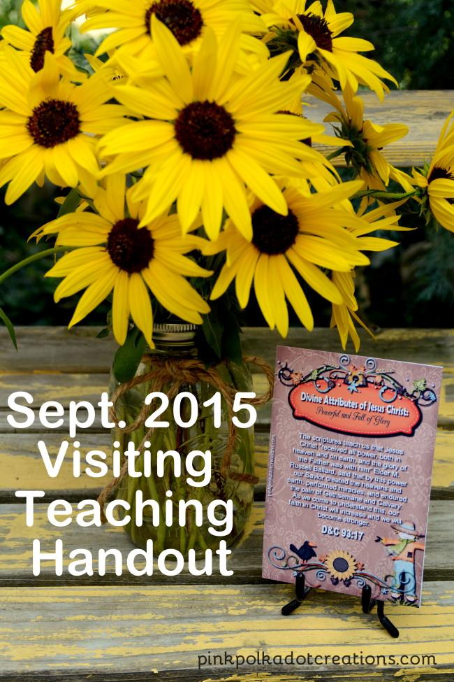 Sept 2015 VT handout