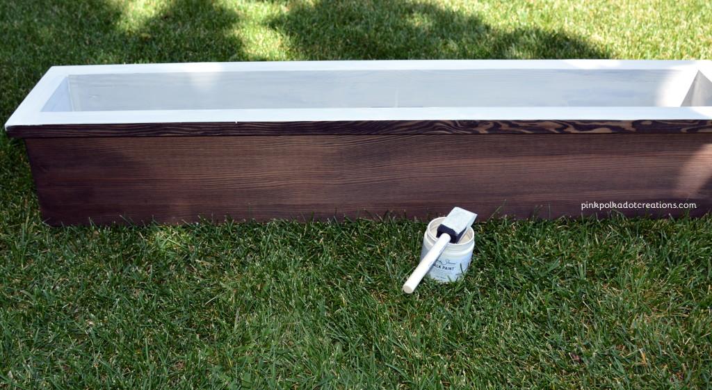 table centerpiece box