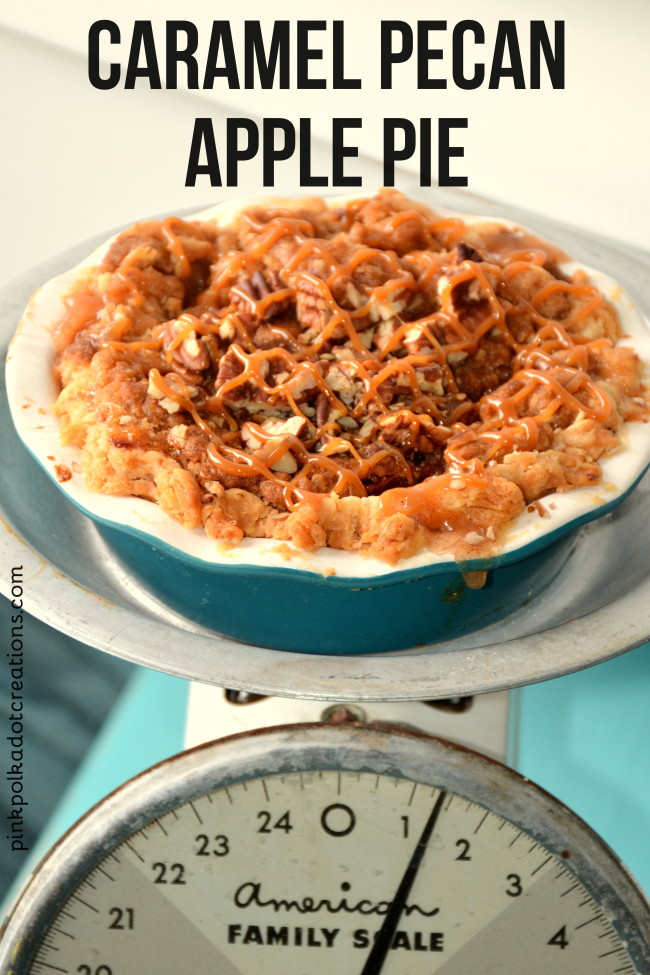 pecan apple pie to add to your thanksgiving pies arsenal