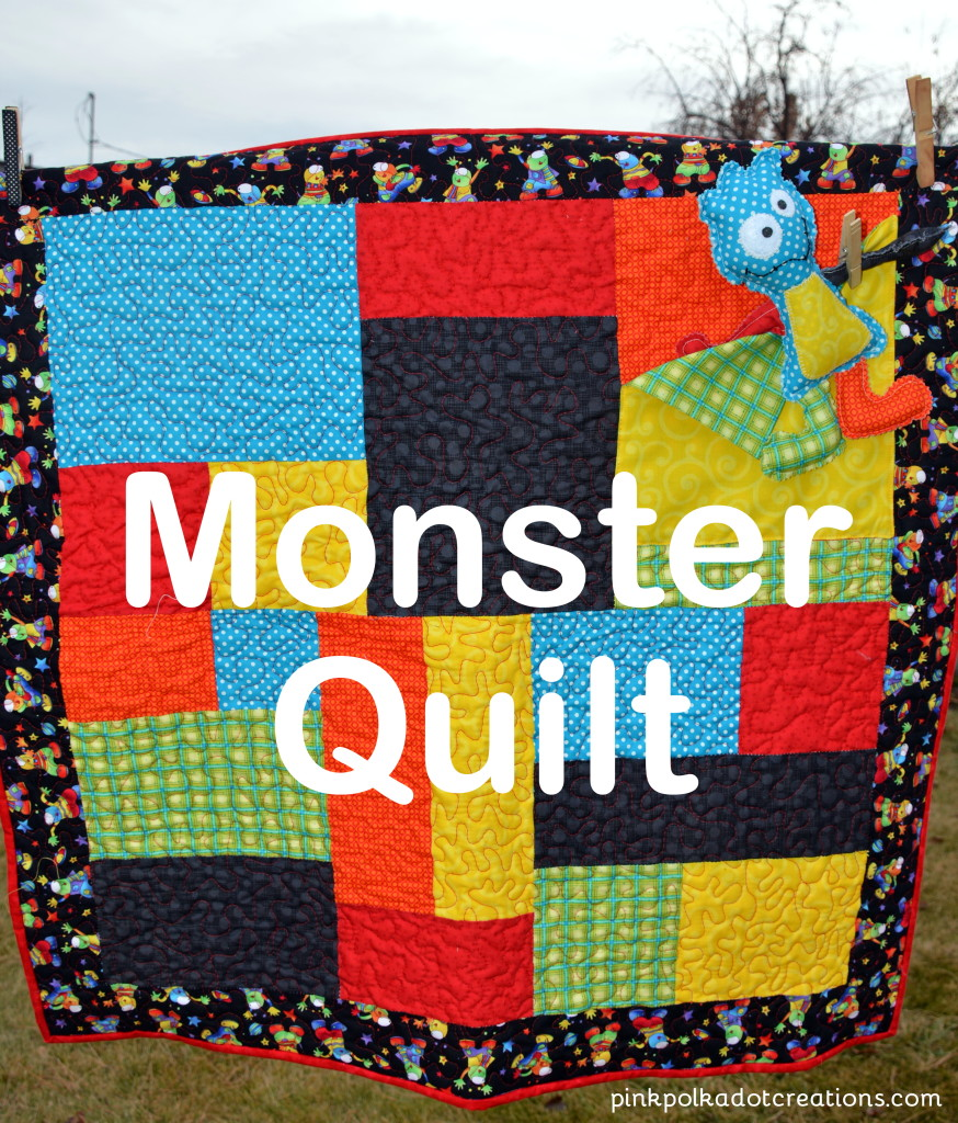 monster quilts