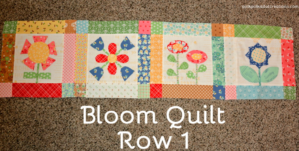 bloom quilt-row 1