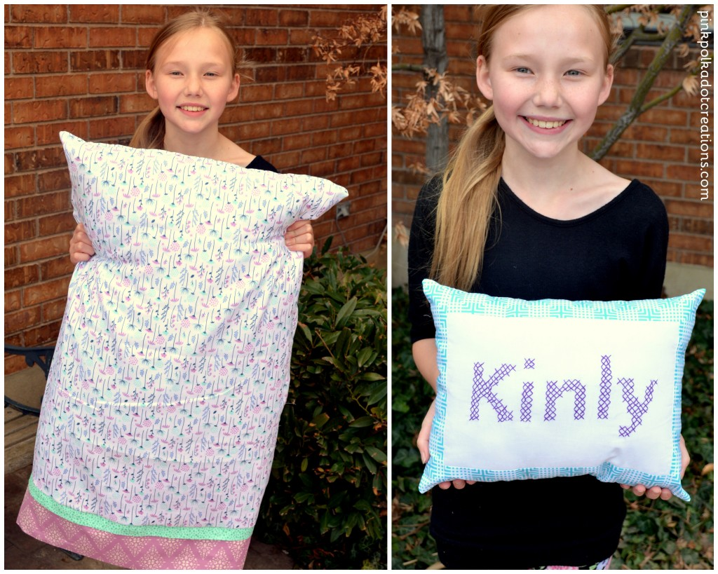 Kinly Cross stitch