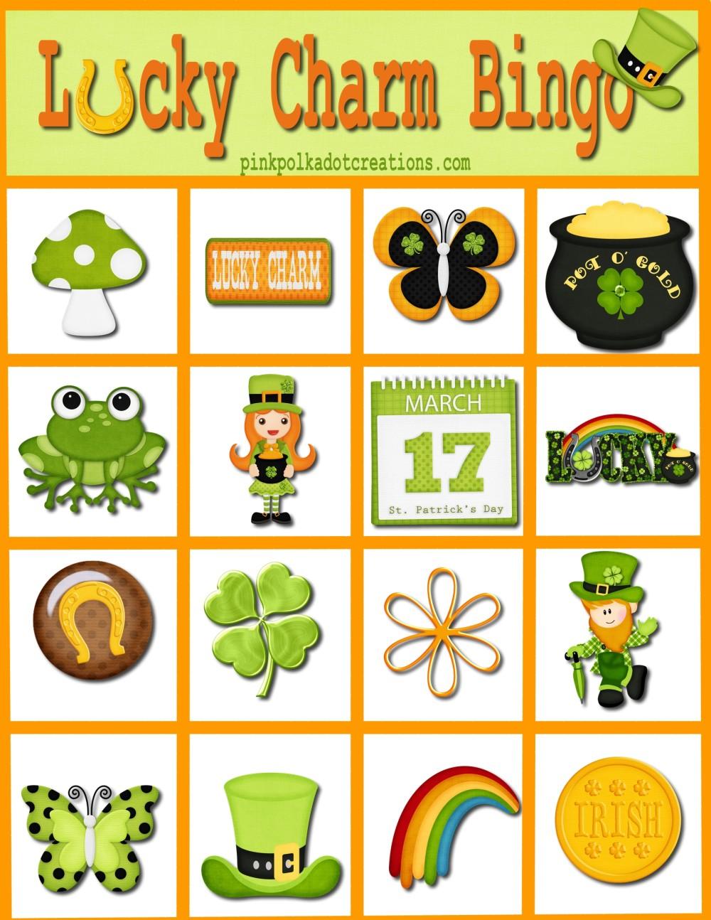 bingo lucky charms