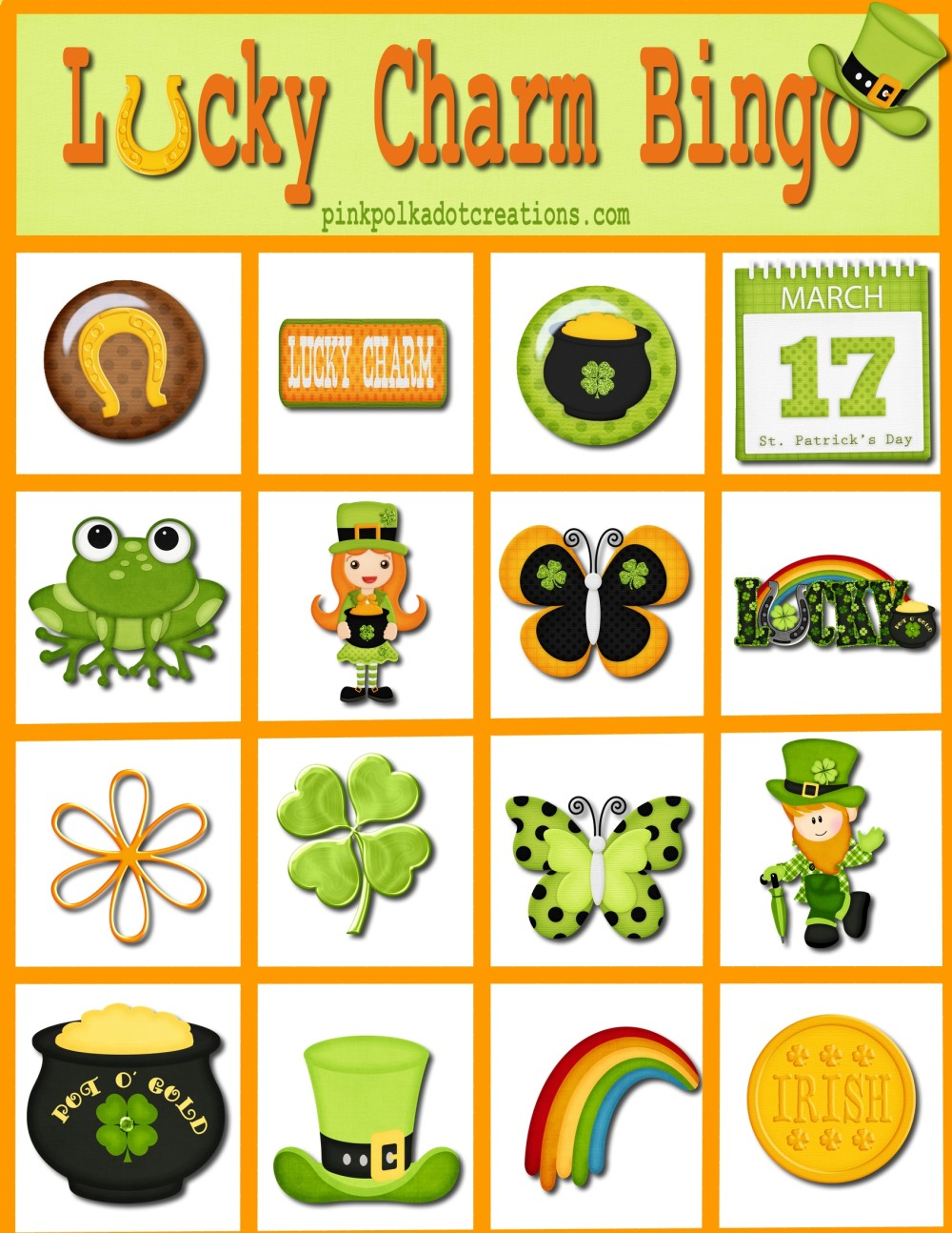 Lucky Charms Games
