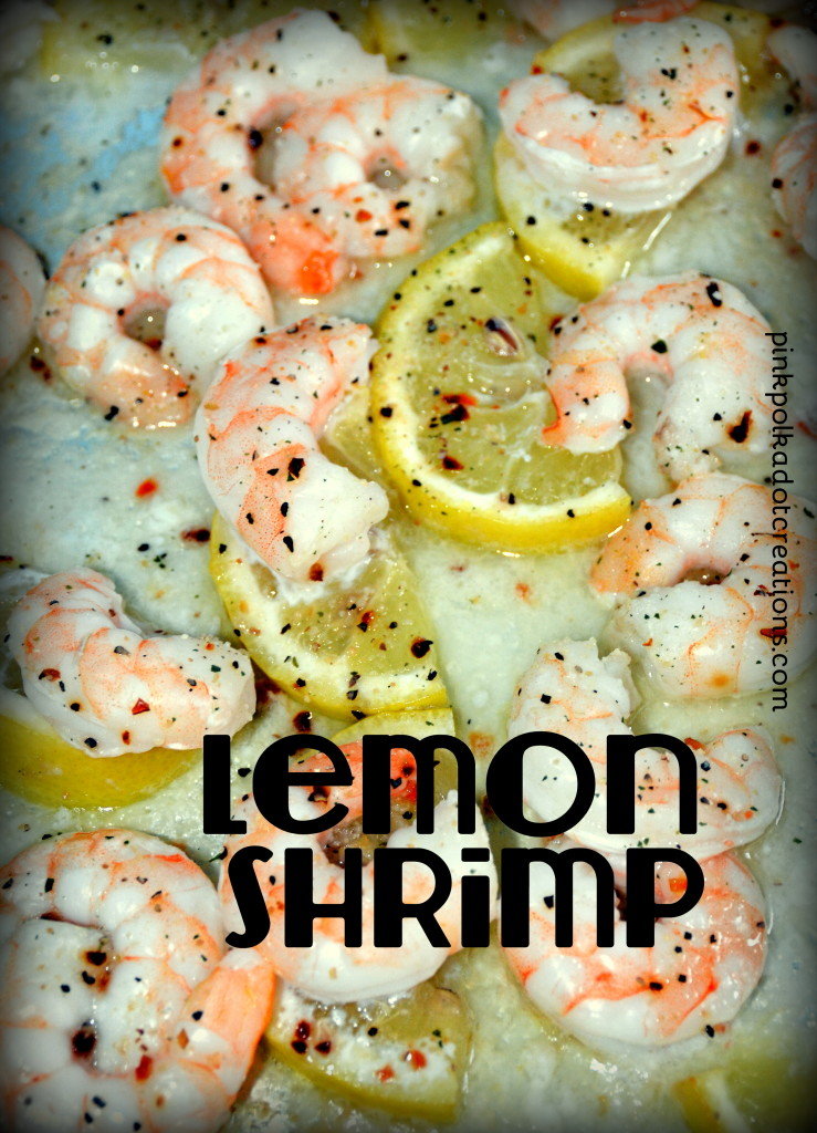 lemon shrimp