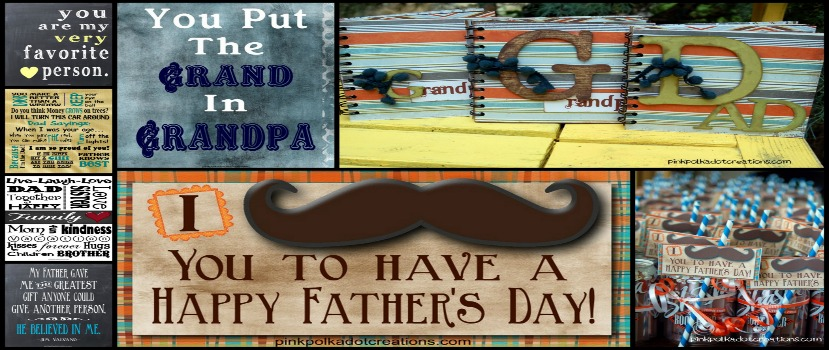 Father's Day and Family Sayings-header