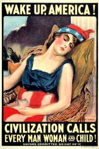 Vintage ladyliberty gfairy