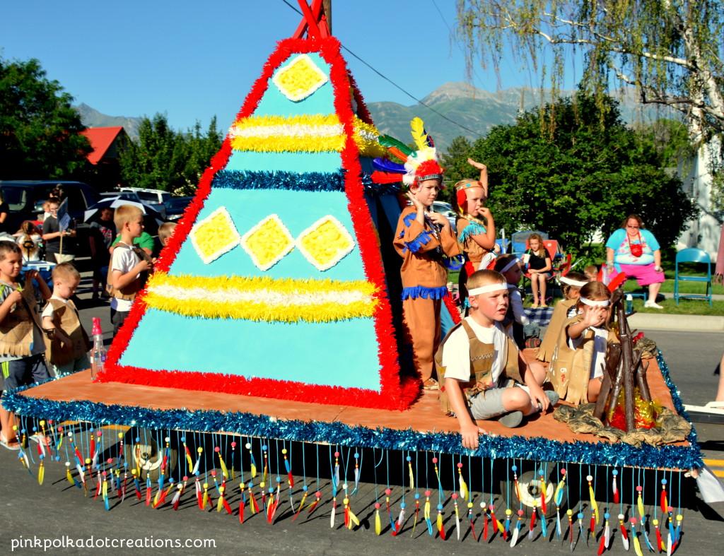 miniature parade