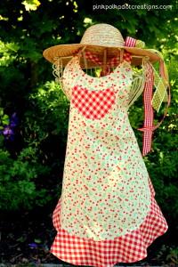 sassy little apron