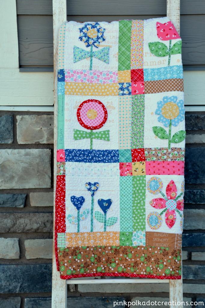 bloom quilt