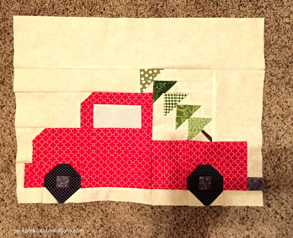 Vintage Christmas Quilt Pattern Archives Pink Polka Dot