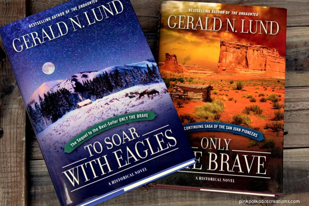 Gerald Lund -San Juan Pioneers series
