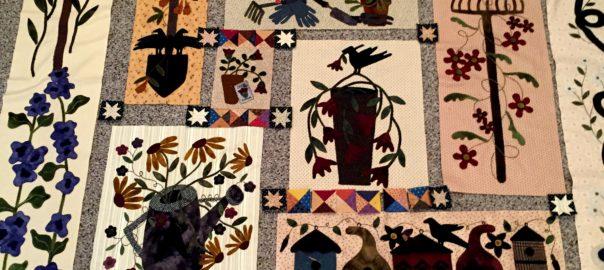 WIP-wool quilt