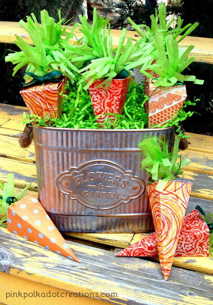 15 carrots-Easter