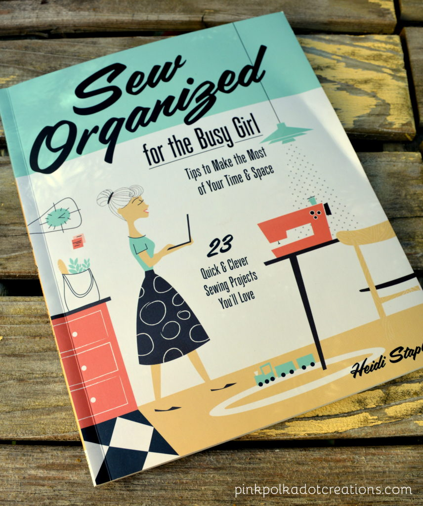 Sew Organized Book