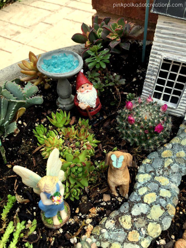fairy garden 2017