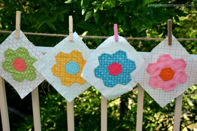 bee happy sew along
