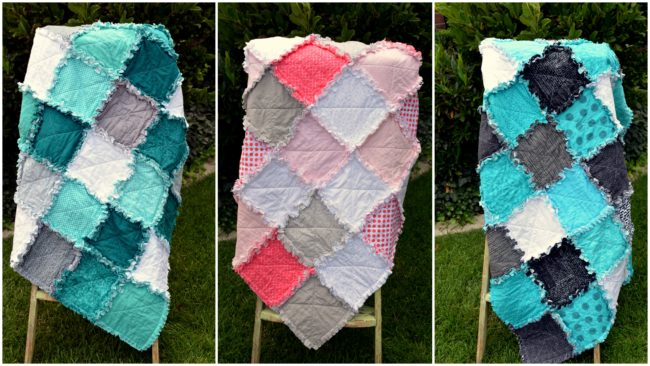 rag quilts 2017