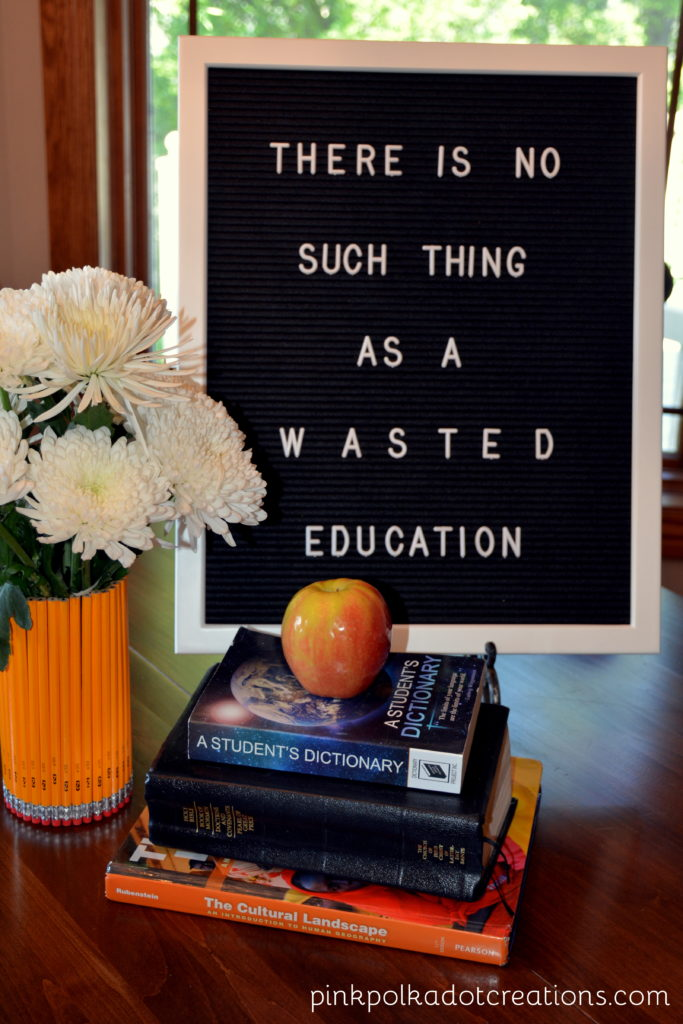 education RS lesson