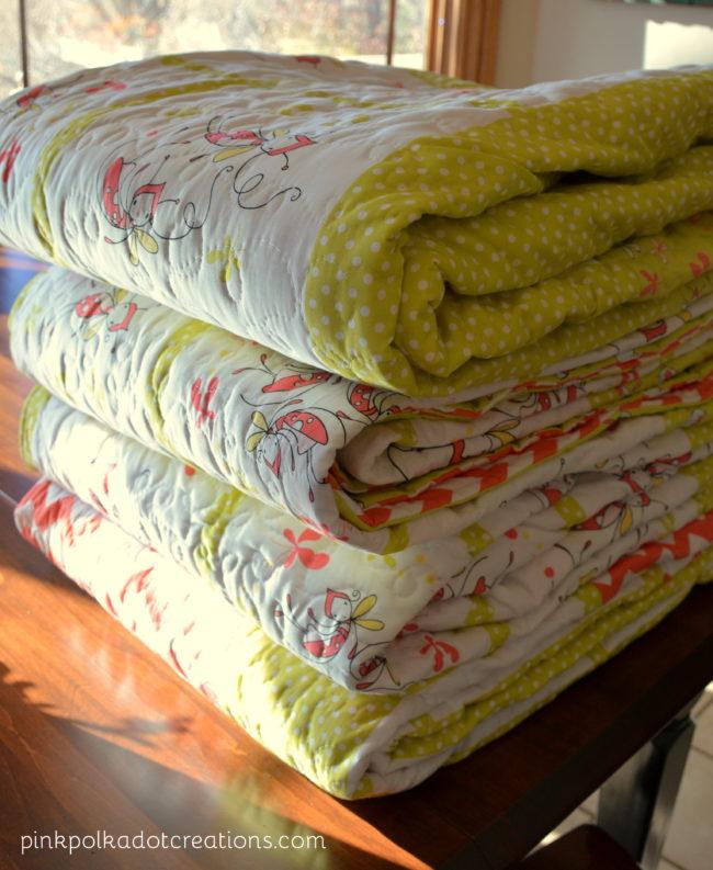 humanitarian quilts