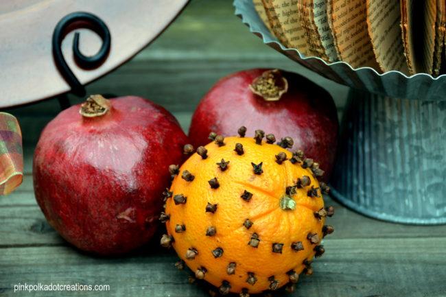 cloved orange